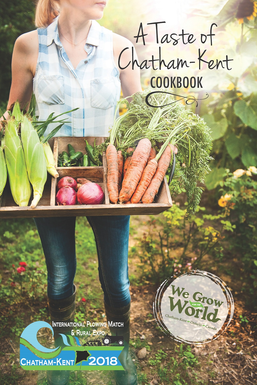IPM 2018 Cookbook Cover