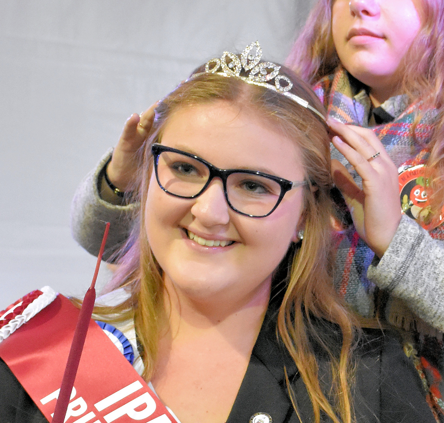 Wellington County's Tate Driscoll is the 2018/19 Princess of the Furrow