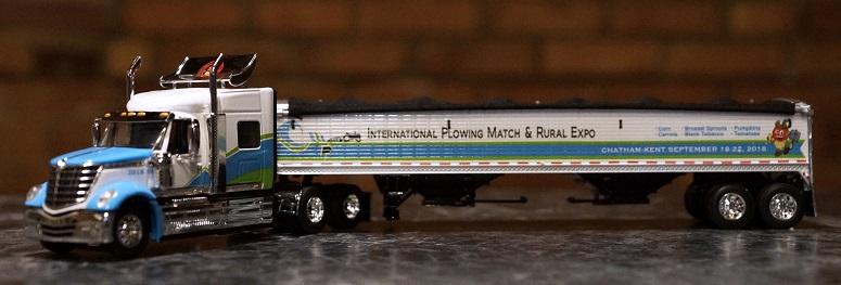 IPM 2018 souvenir truck