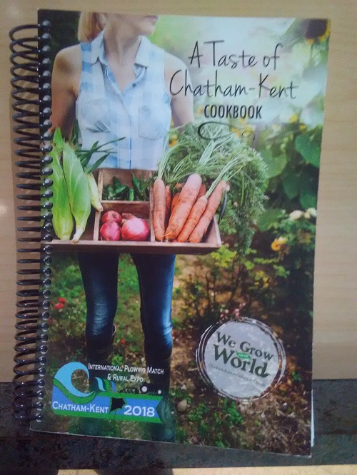 IPm 2018 cookbook