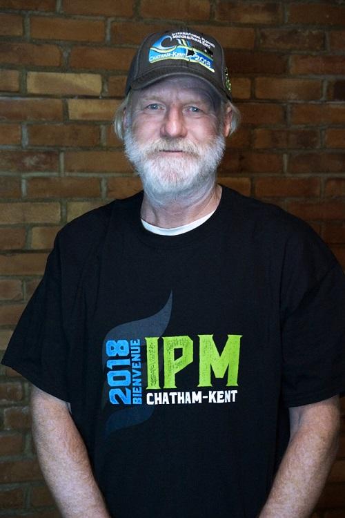 IPM 2018 t-shirt