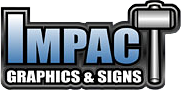 impact graphics signs large