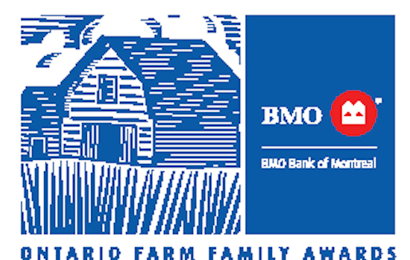 Ontario FarmFamily Awards logo