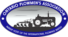 Ontario Plowmen's Association Logo