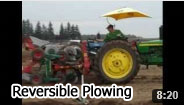 2012 Reversible Plowing Video