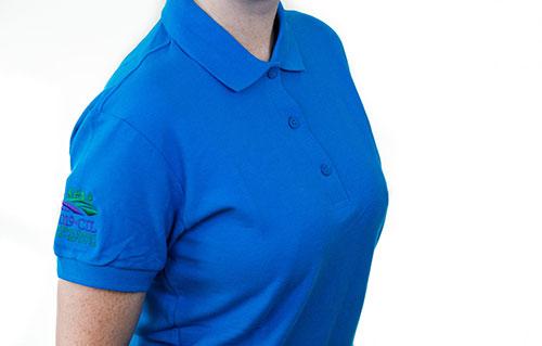 Ladies Golf/Polo Shirt