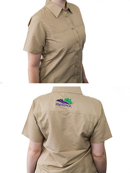 Men's & Ladies Safari Shirt