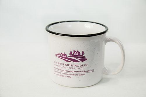 Campfire Ceramic Mug