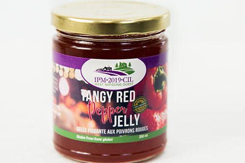 Tangy Red Pepper Jelly 250 ml