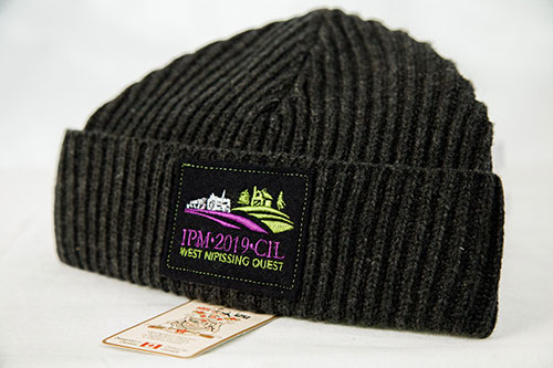 Wool Toque Red Canoe