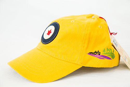 RCAF Ball Cap Red Canoe
